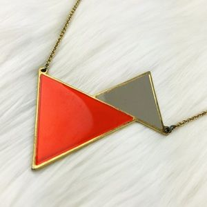 Jewelry - Triangle Necklace